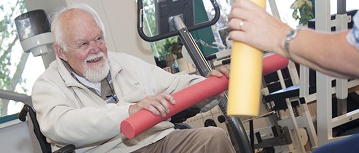 Nieuwe website ysiotherapie ouderen
