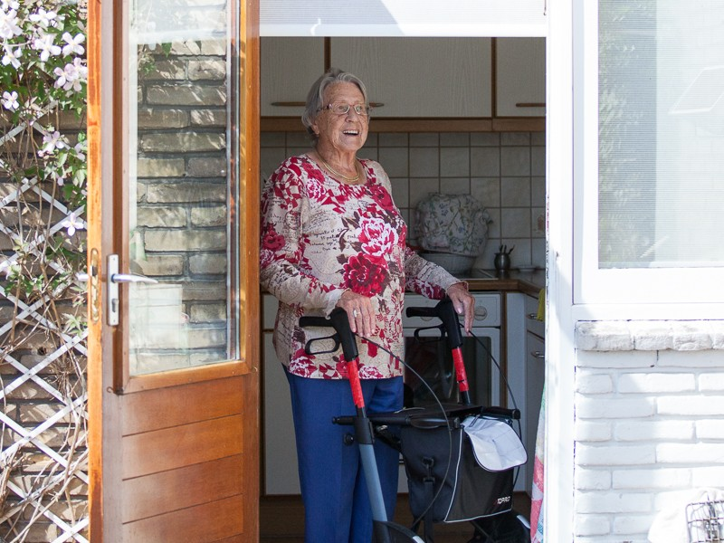 hoe gaat het met de ouderen