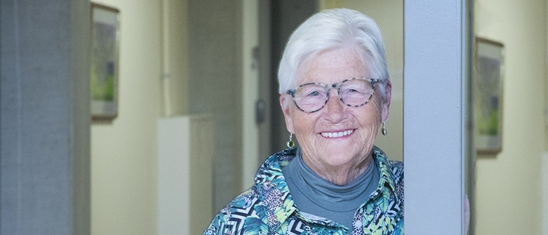 IMG 9959 2 - Hoe doet mevrouw Scheltes 79 jaar haar boodschappen tijdens het Corona virus?